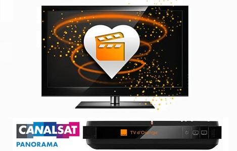 nouvelle offre orange livebox avec canal sat panorama
