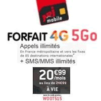 promo data nrj mobile