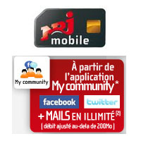 forfait mobile NRJ Mobile Ultimate