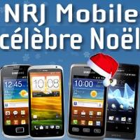 Promotion sur les mobiles : C'est déjà Noël chez NRJMobile