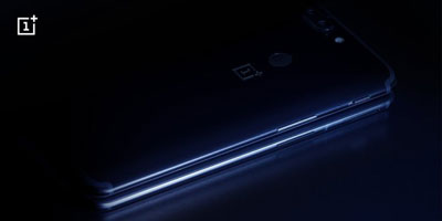Le OnePlus 6 de dos