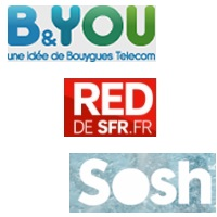 forfait mobile low cost red sosh B&you