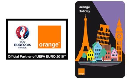 euro 2016 orange lance une carte pr pay e destin e aux touristes. Black Bedroom Furniture Sets. Home Design Ideas