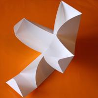 Origami d'Orange avec avantages illimités