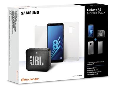 le-samsung-galaxy-a8-a-seulement-249-avec-une-enceinte-jbl-go-2-et-des-accessoires-d-offerts-pack-boulanger