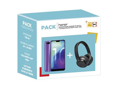Le pack Honor 10
