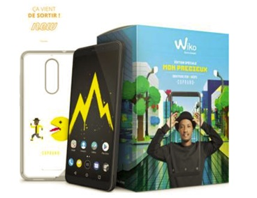 Le pack Wiko View Soprano