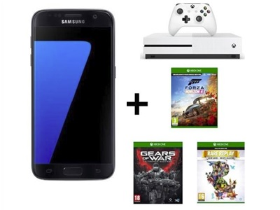 pack Galaxy S7 + console Xbox One S 1 To