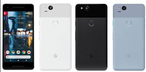 Google Pixel 2 et 2 XL : Le leaker Evan Blass publie de nouvelles images