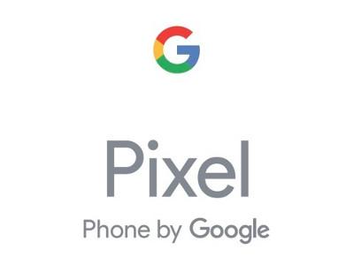 Logo Google et logo Pixel