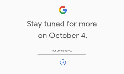 Google présentera son Pixel XL et son Pixel XL 2 le 4 octobre !