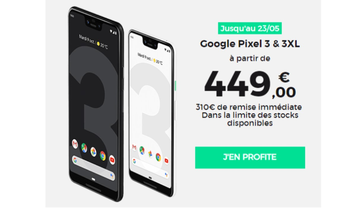 visuel promo RED pixel