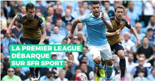 La première League débarque sur SFR Sport