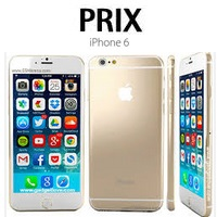 prix de iphone 6s