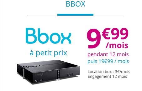 nouveau bon plan bouygues telecom la bbox euros par mois. Black Bedroom Furniture Sets. Home Design Ideas