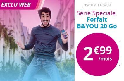 Bouygues Telecom dernier jour promo