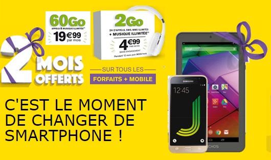 Forfait mobile : découvrez les nouvelles promos La Poste Mobile