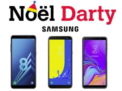 Cadeaux de Noël   des Smartphones Samsung Galaxy à petit prix chez Darty f0fb67b675c2