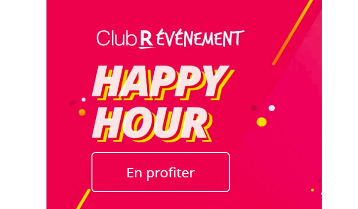 visuel rakuten operation happy hour
