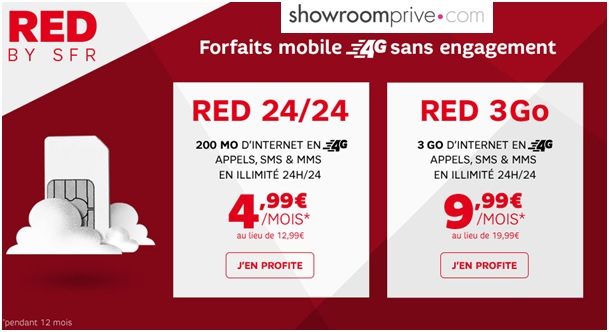 red de sfr nouvelle vente priv e mobile et fibre. Black Bedroom Furniture Sets. Home Design Ideas