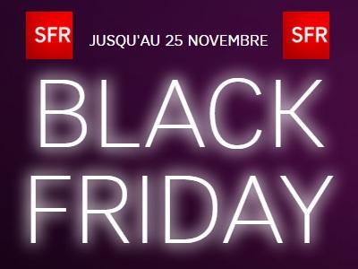 SFR a lancé son Black Friday ! Jusqu'à 250€ de remise sur 7 smartphones