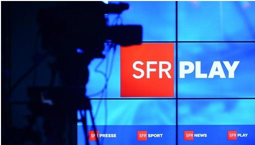 visuel de SFR Play