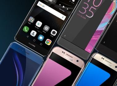 Galaxy S7, Galaxy S7 Edge, Xperia XZ ou Huawei Mate 9 en vente flash à 1 euro chez SFR