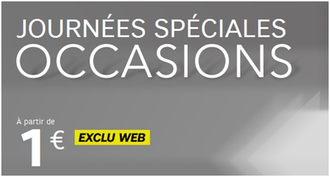 iPhone : Profitez des journées spéciales occasions de SFR en exclusivité Web !