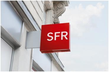 SFR, groupe altice numéricable