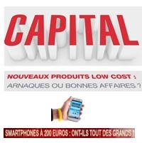Avez-vous regardé l'émission #Capital de M6 sur les Smartphones Low-Cost ?