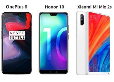 Les constructeurs chinois Xiaomi, OnePlus et Honor font parler d'eux !