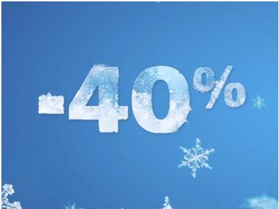 40% abonnement internet SFR