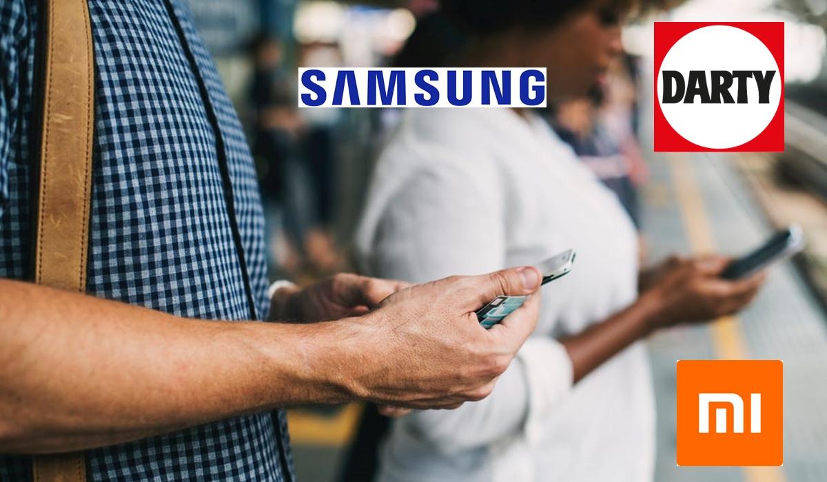 Les bons plans Samsung et Xiaomi chez Darty (460 euros de remise sur le Galaxy S9 Plus)