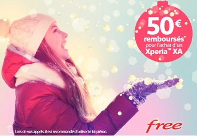 free-mobile-vous-offre-50-euros-sur-le-sony-xperia-xa