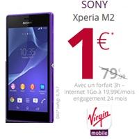 virgin mobile sony xperia m2 vente flash