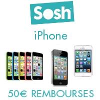 bon-plan-sosh-50-de-remise-pour-l-achat-d-un-iphone-4s-5-5c-et-5s