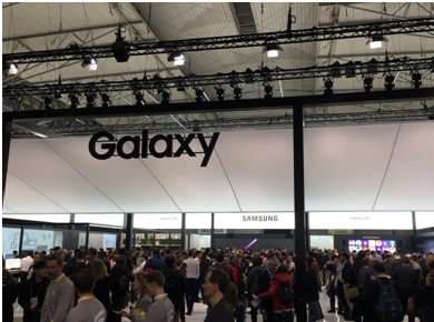 Réalité augmentée et appareil photo réinventé... découvrez le Galaxy S9 !
