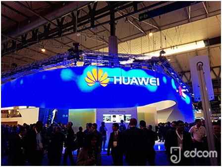 stand huawei MWC 2017