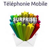 Téléphonie Mobile : Des surprises chez Free Mobile mais aussi chez Sosh, Virgin Mobile et NRJ Mobile !