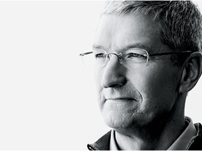 Apple : Tim Cook empoche plus de 100 millions de dollars en 2017