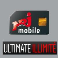 Utimate Nrj Mobile forfait mobile illimité