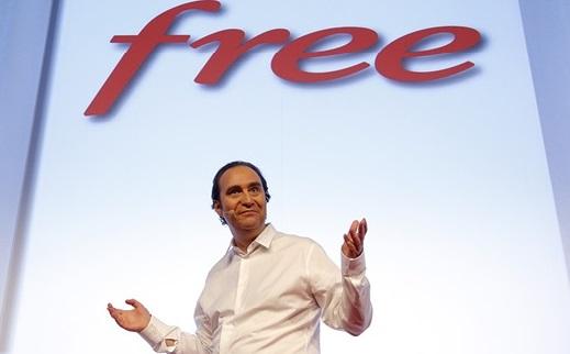Top départ pour la vente privée Free : le forfait illimité 100Go à 2.99 euros