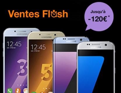 Samsung remise 50 euros