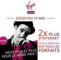 Virgin Mobile devoile sa nouvelle promo !
