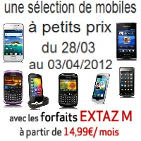 Virgin Mobile extaz M mobiles