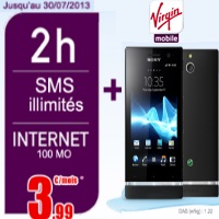 virgin mobile smartphone sans engagement