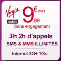Virgin mobile sans engagement special internet