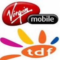 tdf  virgin mobile