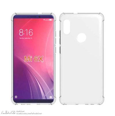 Xiaomi Mi 6X : Des clichés dévoilent son écran borderless et son double module photo