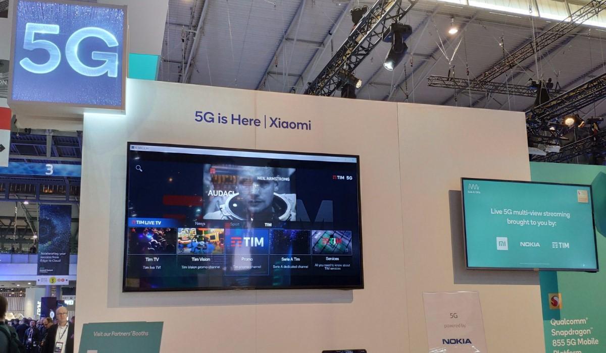 Xiaomi lance un Mi Mix 3 en version 5G au MWC 2019